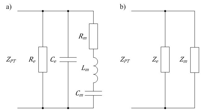 Modeling and Identification of Parameters the Piezoelectric