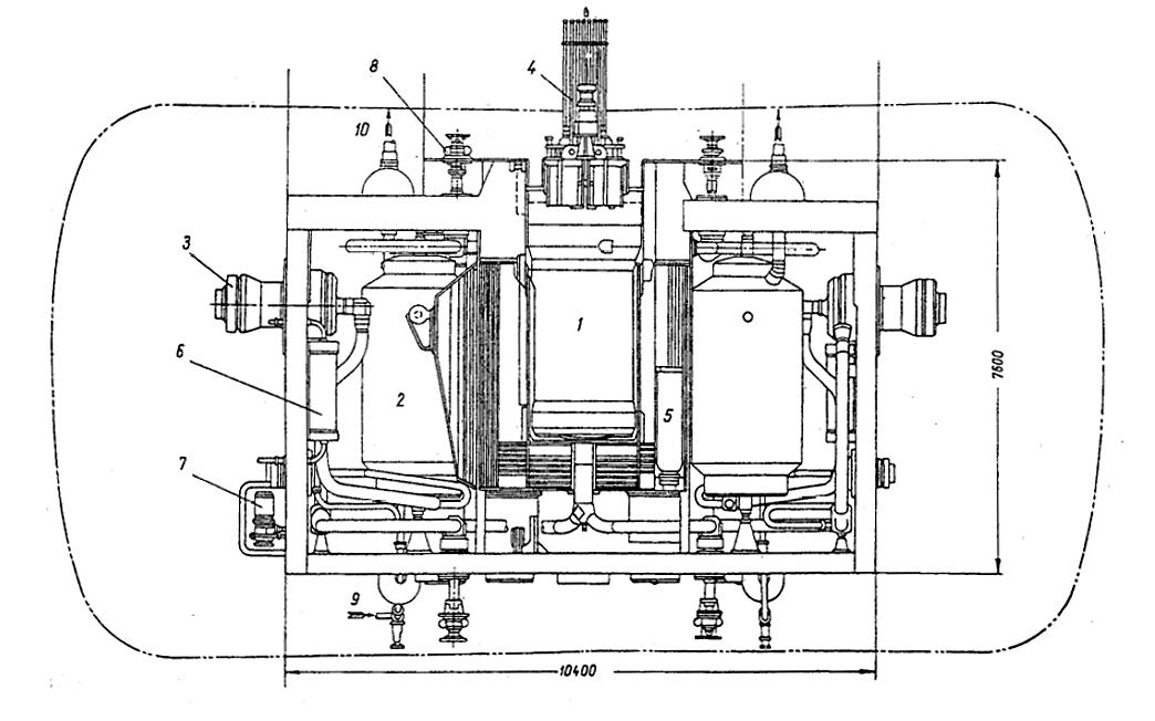 Nuclear Naval Propulsion | IntechOpen