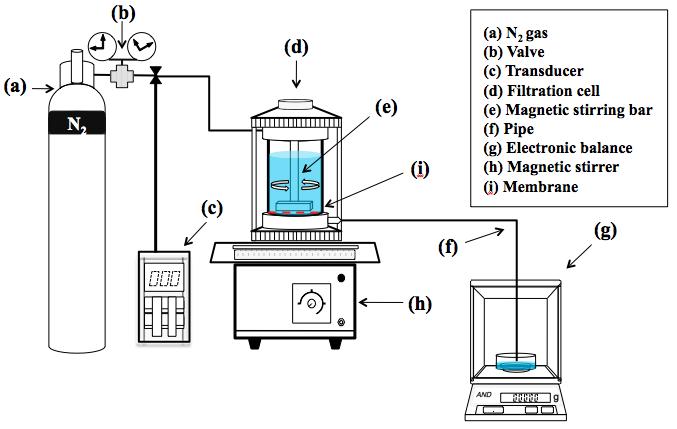 novel biopolymer composite membrane involved with