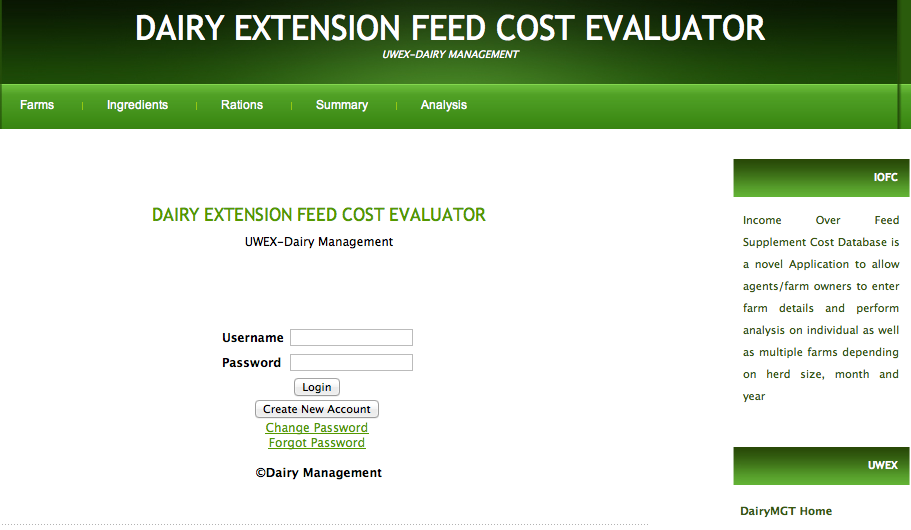 DairyMGT: A Suite of Decision Support Systems in Dairy Farm