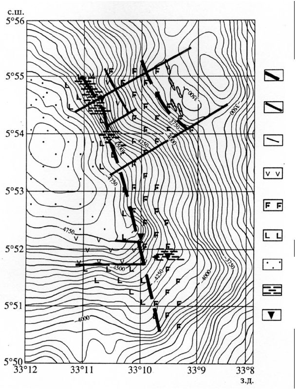 Cyclic Development of Axial Parts of Slow-Spreading Ridges ...