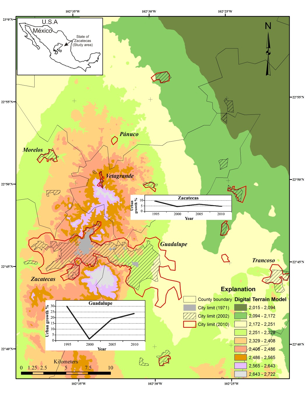 A Geologic and Geomorphologic ysis of the Zacatecas and ... on