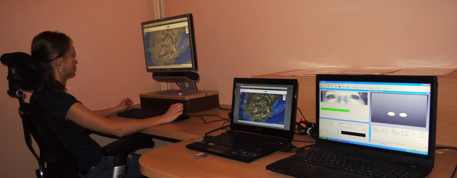 Advanced Map Optimalization Based on Eye-Tracking | IntechOpen