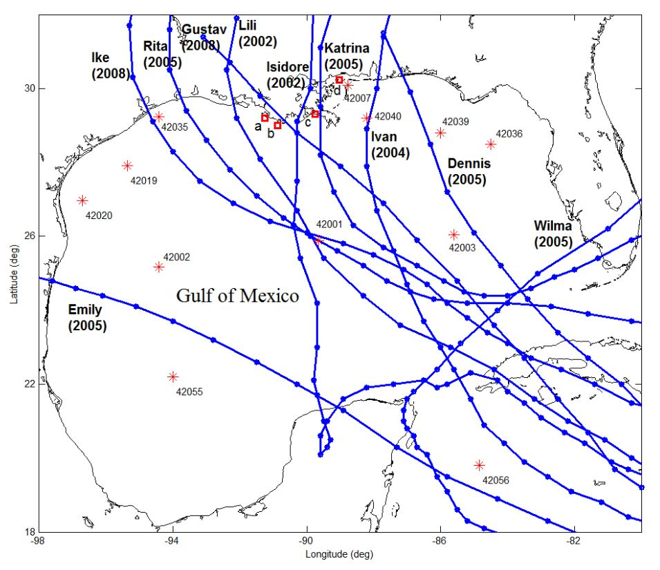 It is a picture of Hurricane Tracking Map Printable within student
