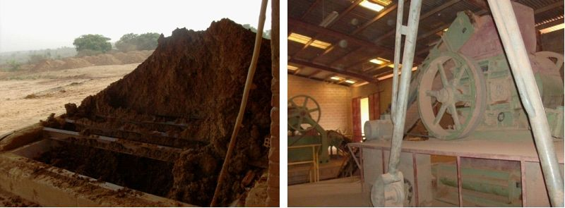 Documentation, Application and Utilisation of Clay Minerals