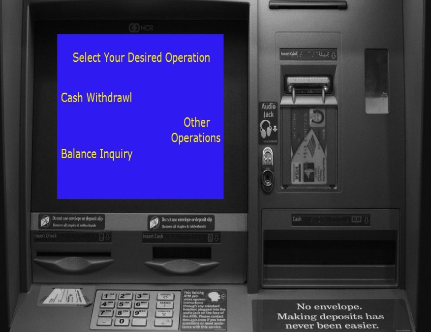 Mining and Adaptivity in Automated Teller Machines | IntechOpen
