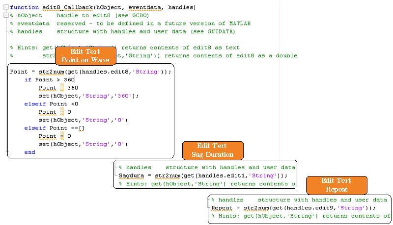 Voltage Sag Waveform Using SagWave GUI | IntechOpen