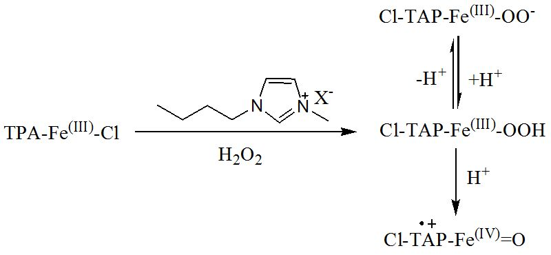 oxidation of cyclohexanol to cyclohexanone mechanism
