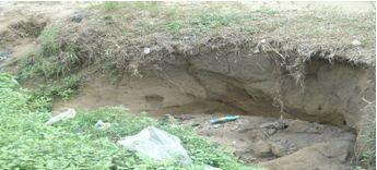 effects of land degradation in points