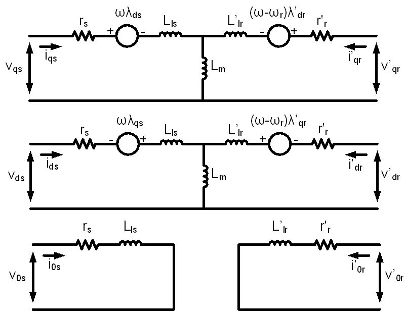 modelling and analysis of squirrel cage induction motor with leading reactive power injection