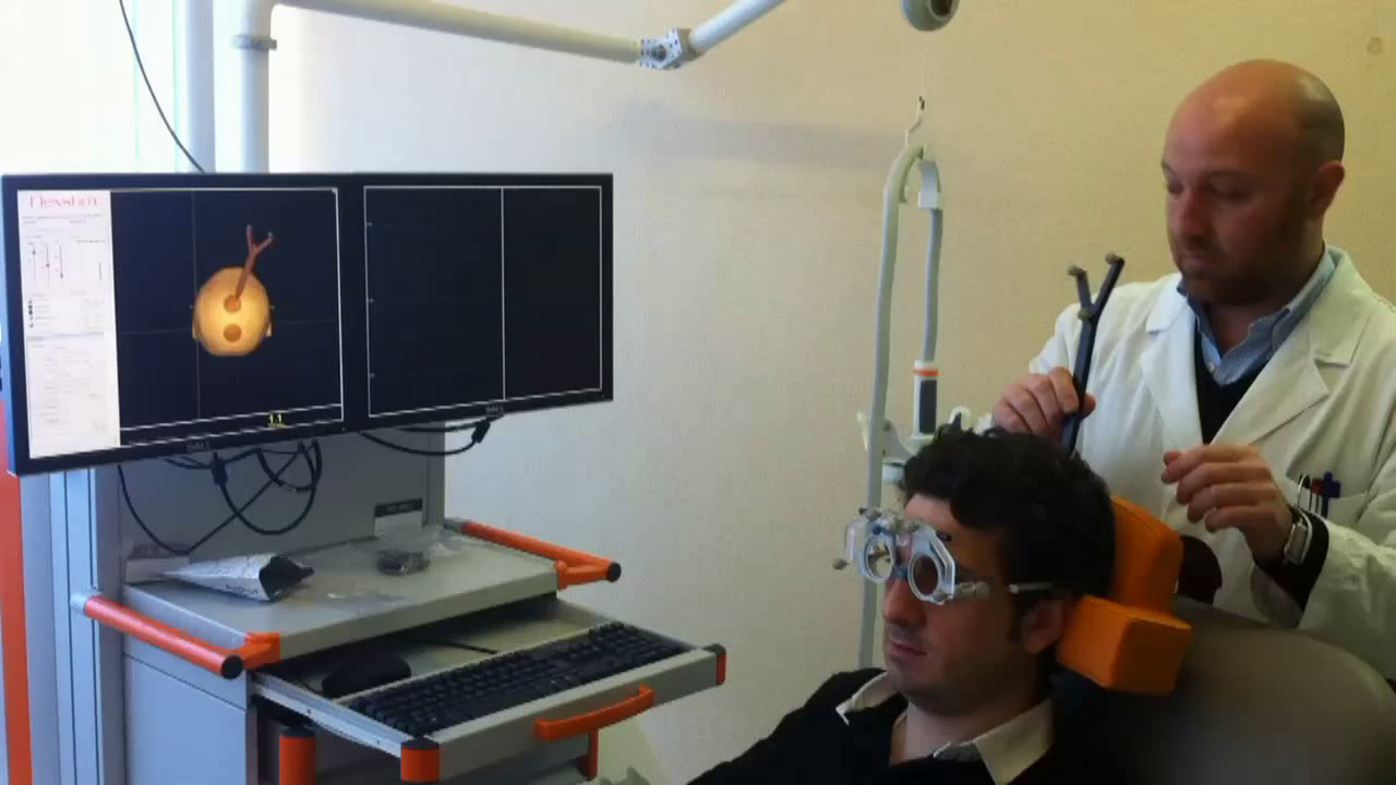 Navigated Brain Stimulation (NBS) for Pre-Surgical Planning