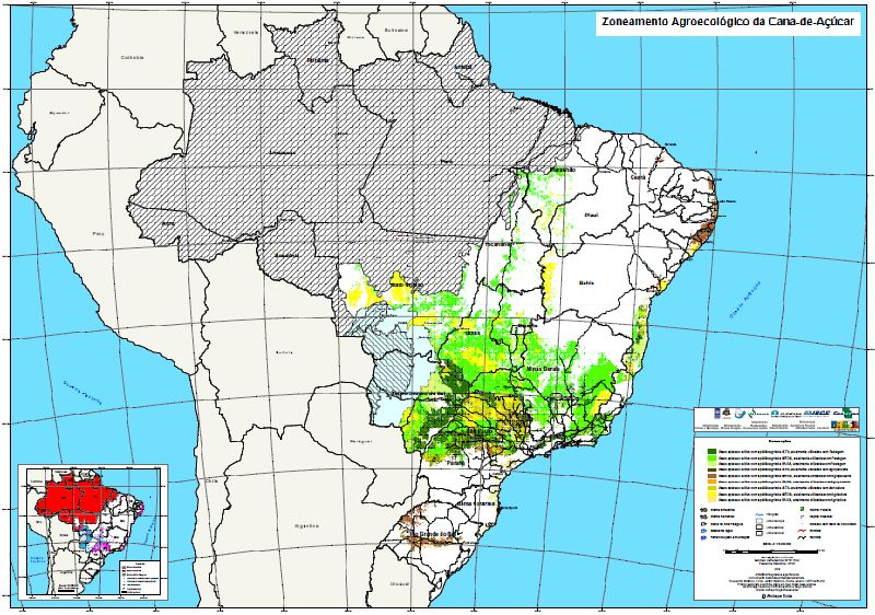 Biofuels in Brazil in the Context of South America Energy Policy
