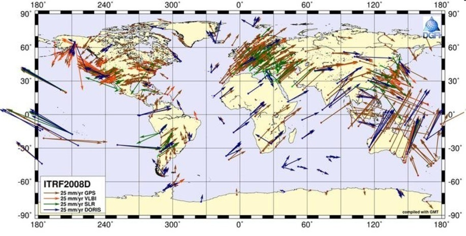 VLBI Geodesy: Observations, Analysis and Results | IntechOpen