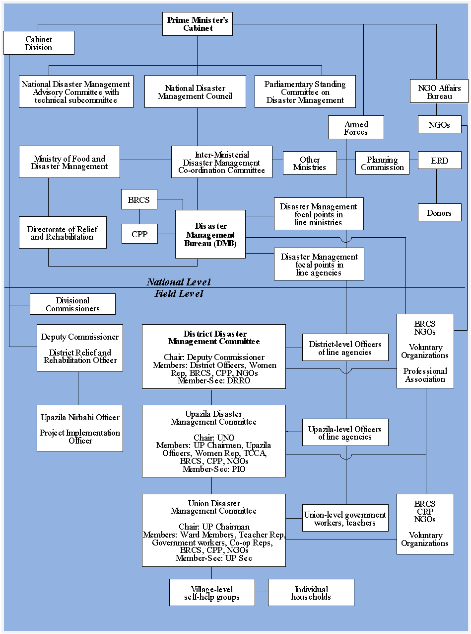Figure on It Governance Organizational Structure