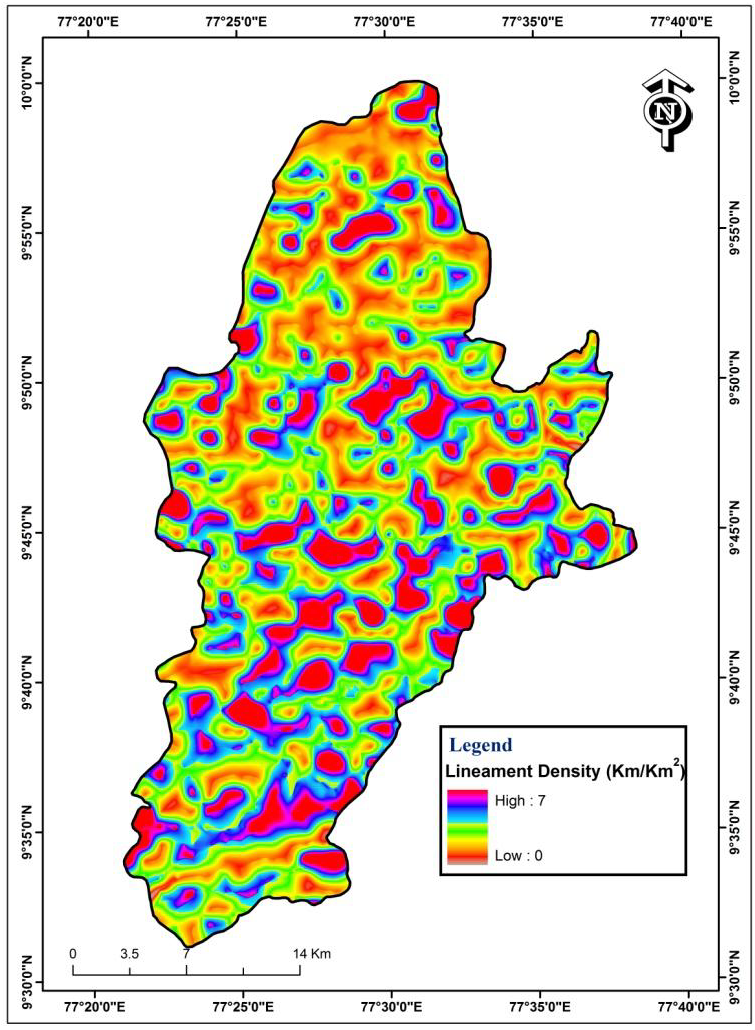 Mapping Of Lineaments For Groundwater Targeting And Sustainable Water Resource Management In