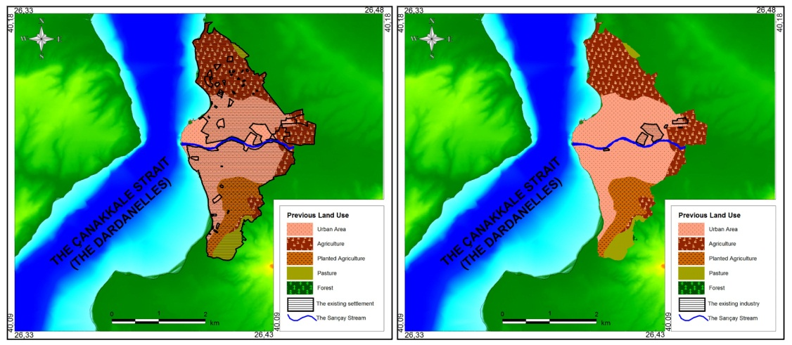 Impacts of Improper Land Uses in Cities on the Natural