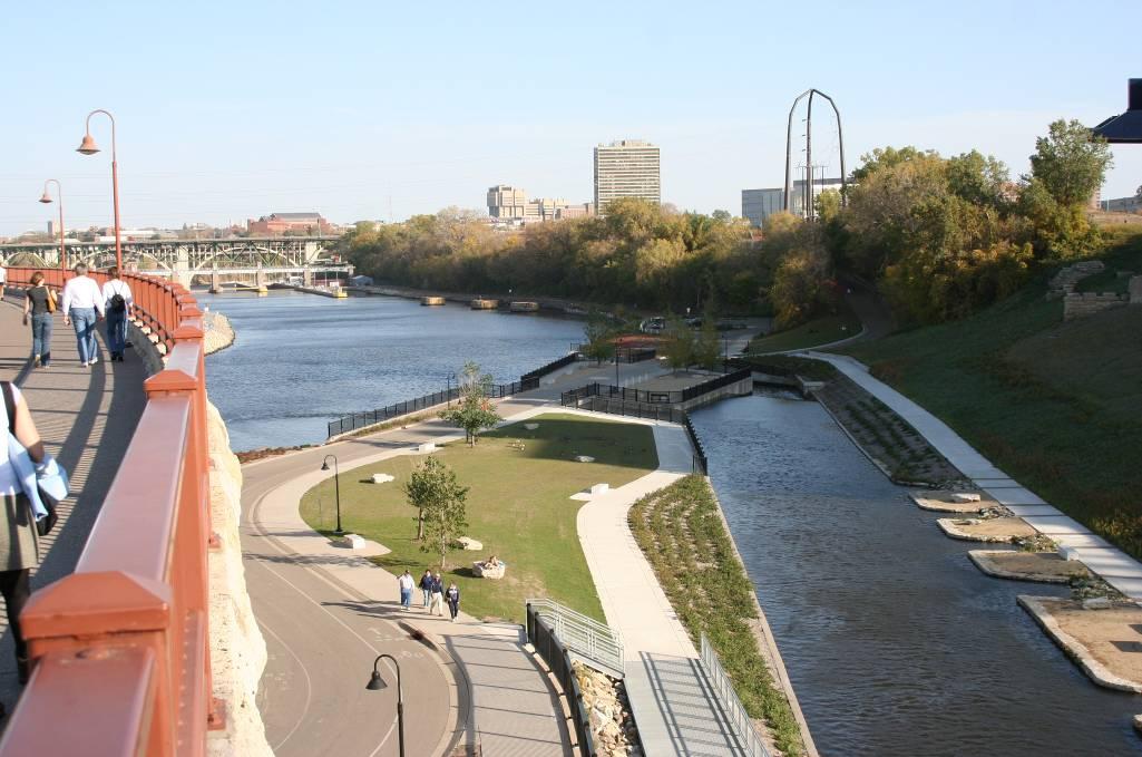 Urban River Landscapes Intechopen