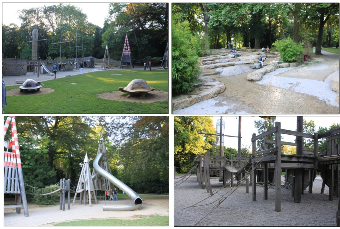 Image of: Landscape Design For Children And Their Environments In Urban Context Intechopen