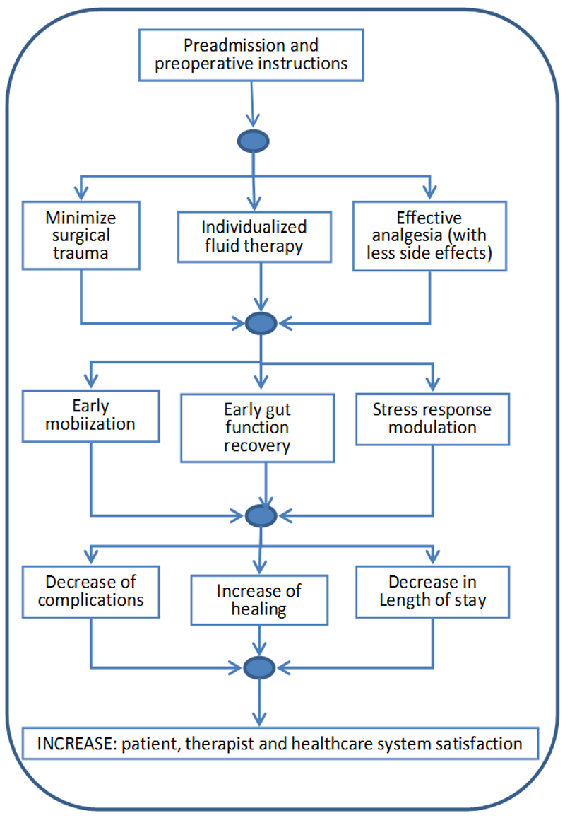 Eras Enhanced Recovery After Surgery In Colorectal Surgery Intechopen