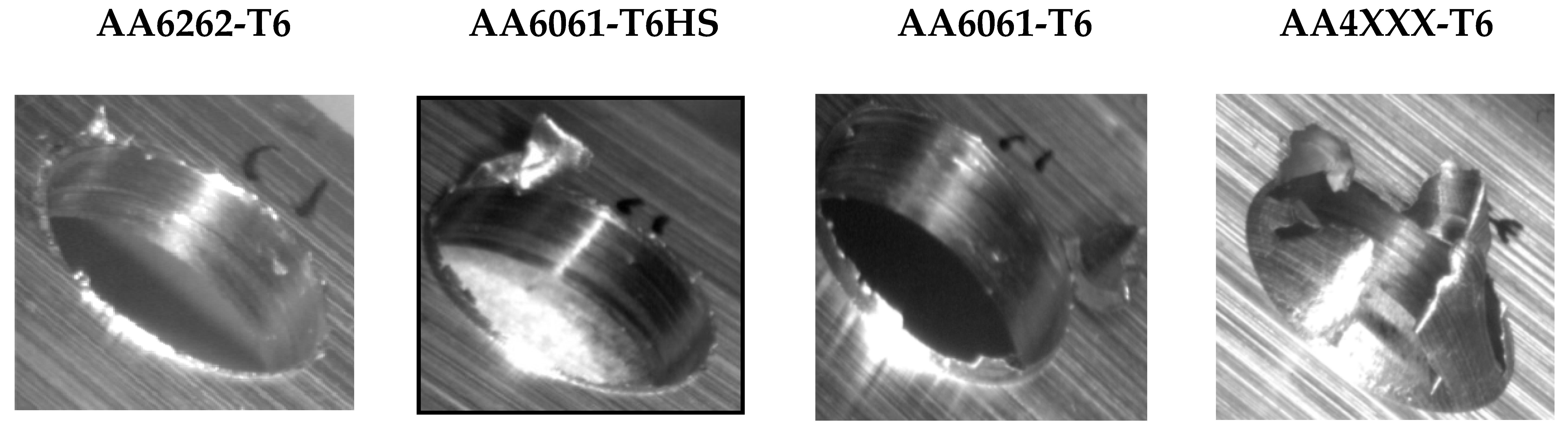 Machining Burrs Formation & Deburring of Aluminium Alloys | IntechOpen