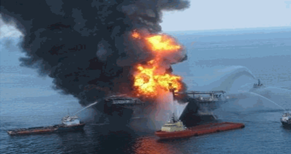 Oil Spill Pollution Automatic Detection from MultiSAR