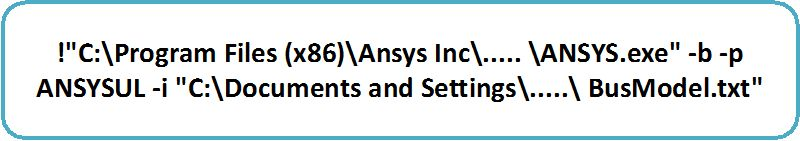 Integration of MATLAB and ANSYS for Advanced Analysis of