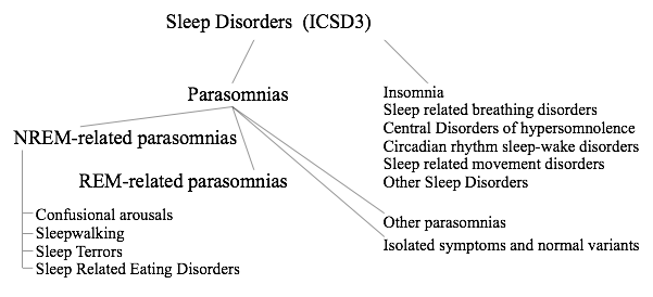 Thesis statement sleeping disorders