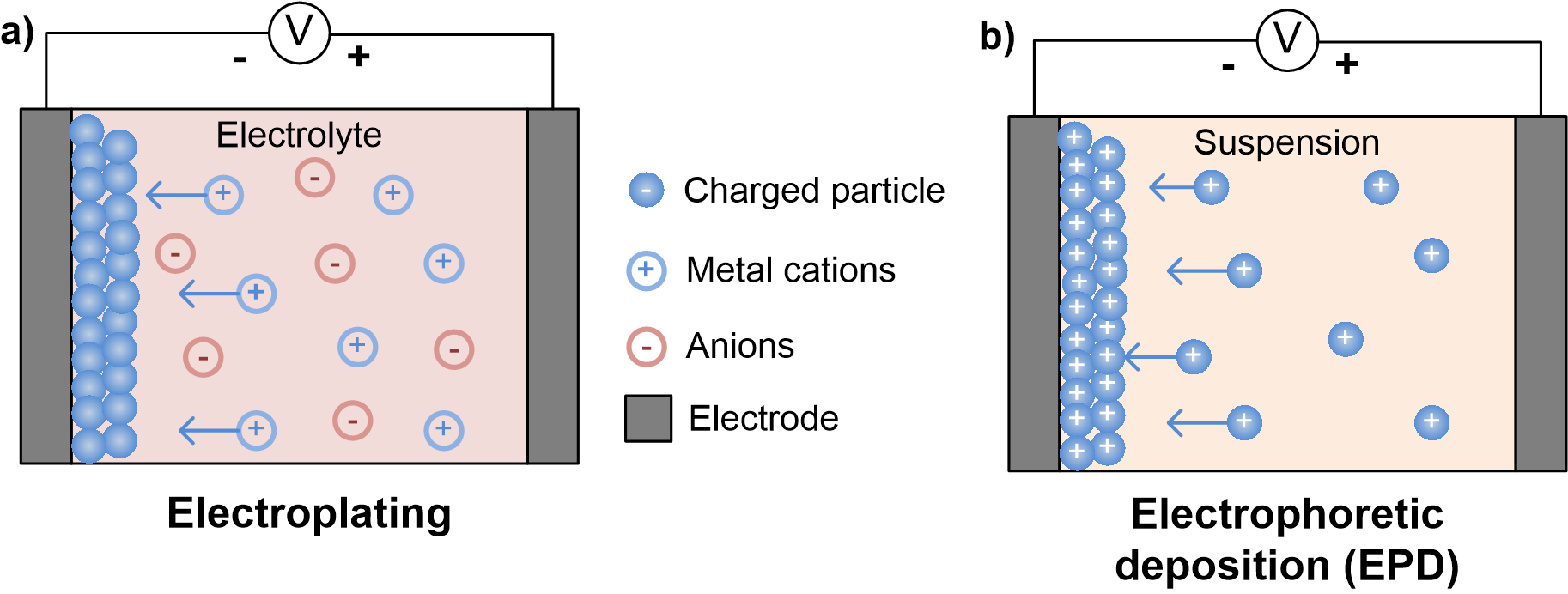 Electrodeposition of WO3 Nanoparticles for Sensing
