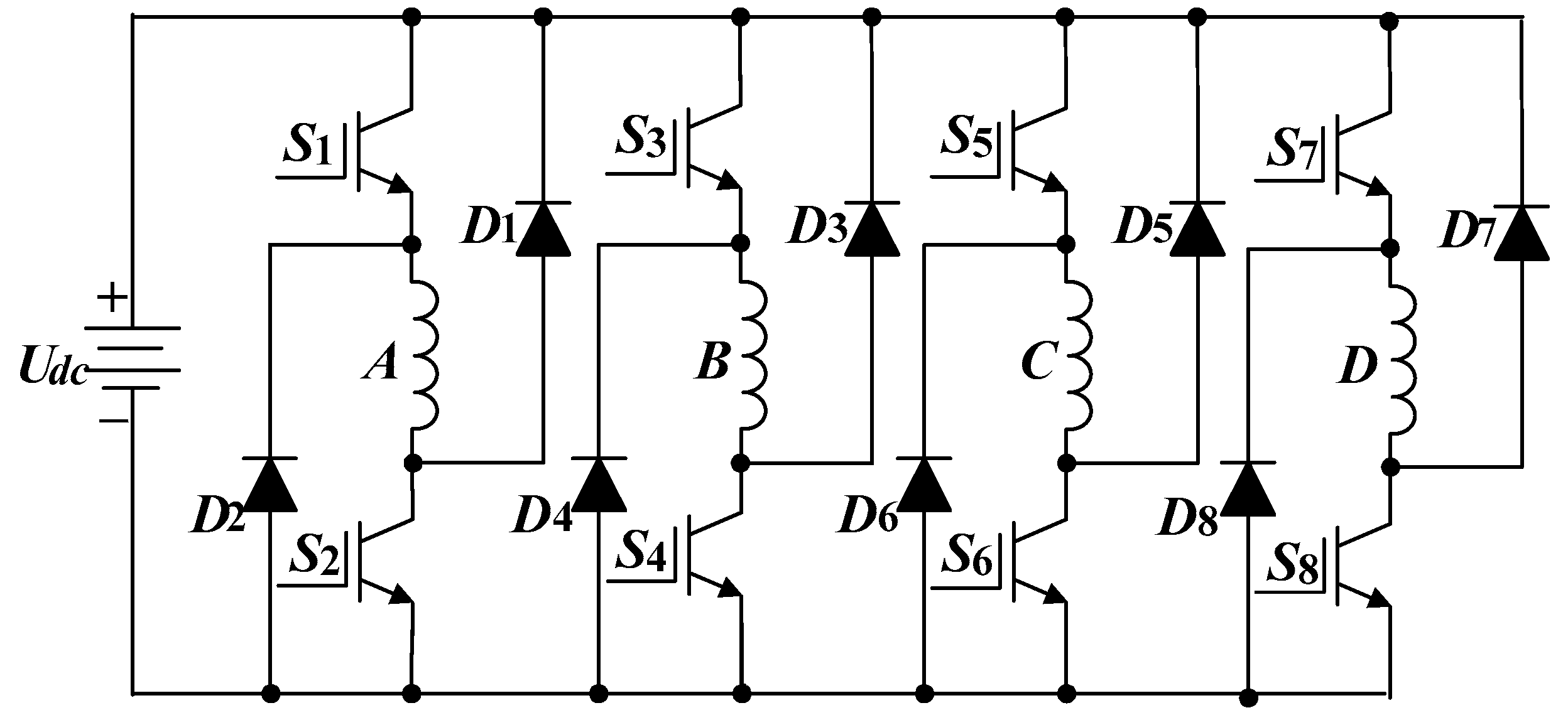 fault diagnosis of switched reluctance motors in electrified vehicle applications