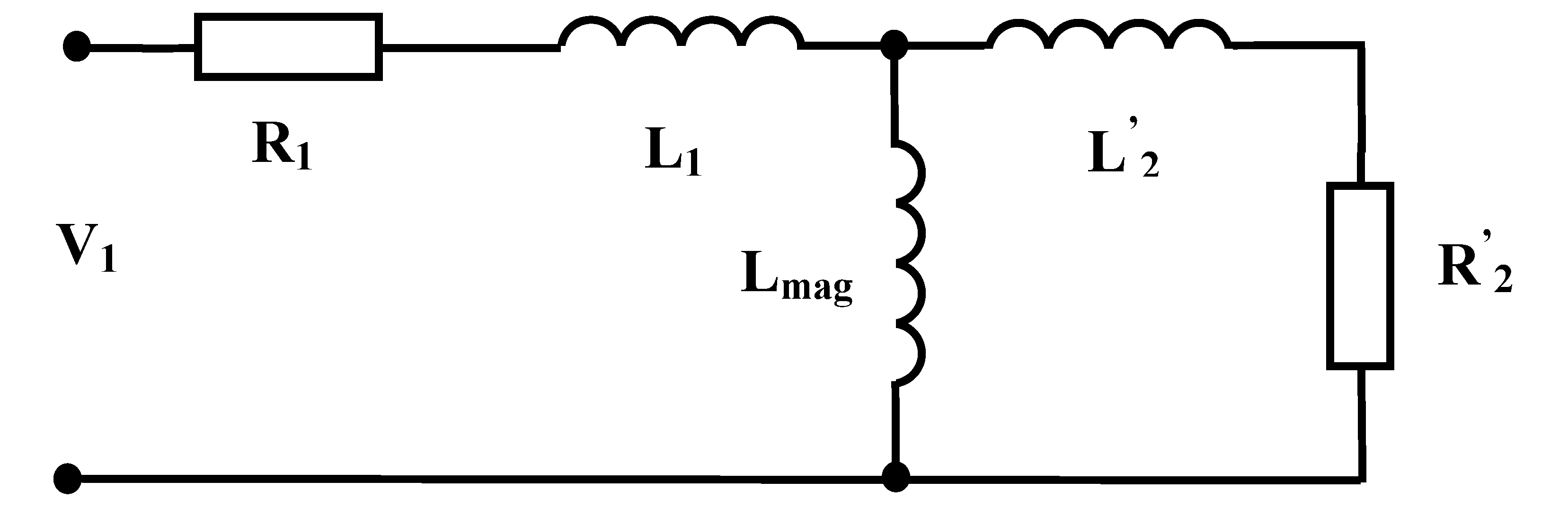 Analysis And Methodology For Determining The Parasitic Capacitances Way Motor Operates Induction With A Cage Was Invented By Figure 16 Equivalent Circuit Of Low Frequency