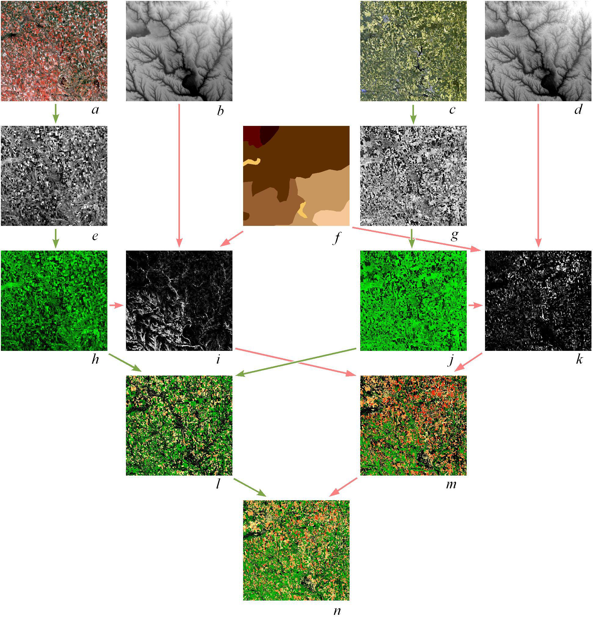 Risk Assessment of Land Degradation Using Satellite Imagery ...