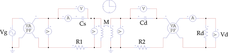 Wireless Power Transfer by Using Magnetically Coupled Resonators