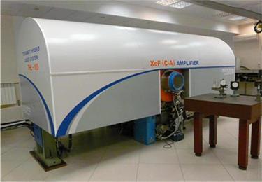 Multiterawatt Hybrid (Solid/Gas) Femtosecond Systems in the Visible