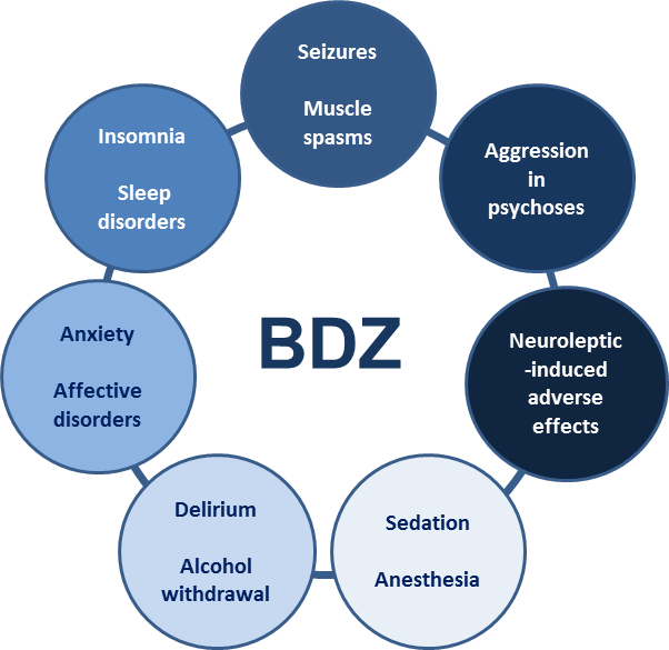 Benzodiazepines and Anxiety Disorders: From Laboratory to