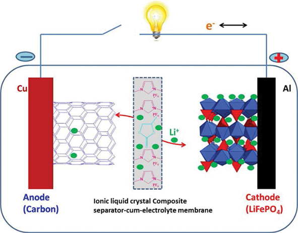 Ionic Liquids/Ionic Liquid Crystals for Safe and Sustainable