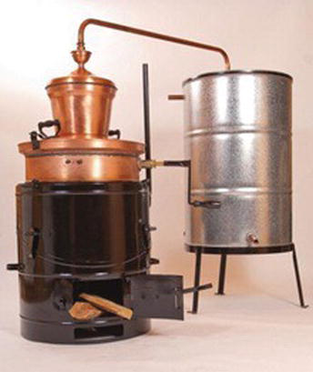 Distillation Techniques in the Fruit Spirits Production