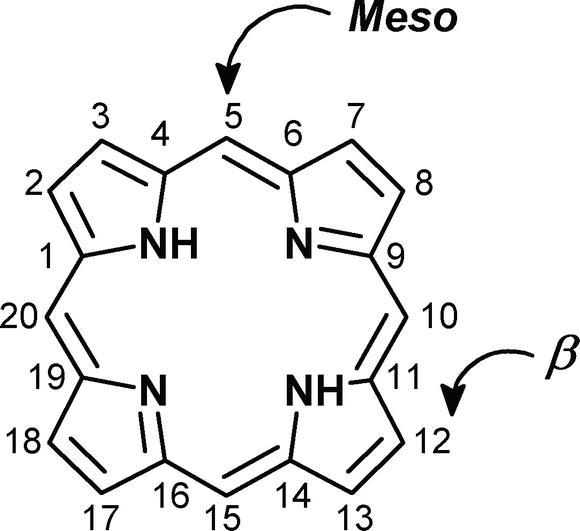 Free Base And Metal Complexes Of 5101520 Tetrakisnmethyl