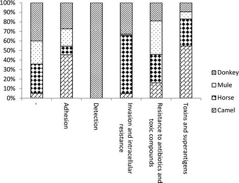 Phylogenetic and Functional Diversity of Faecal Microbiome