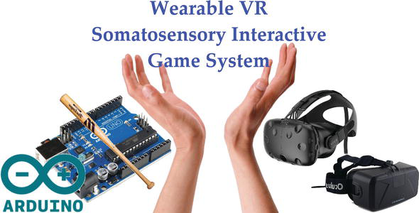 Interaction Design in Virtual Reality Game Using Arduino