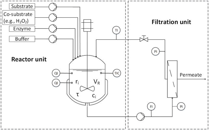 Lignin Degradation Processes and the Purification of