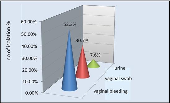Molecular Study for Diagnosis of Ureaplasma parvum in Women