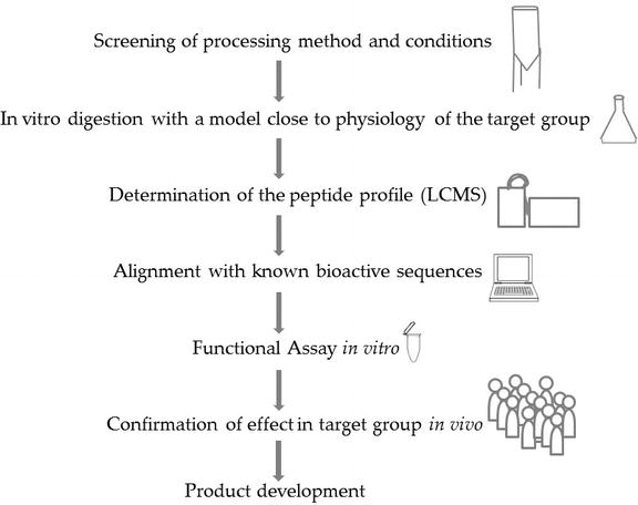 Adjusting Bioactive Functions of Dairy Products via Processing