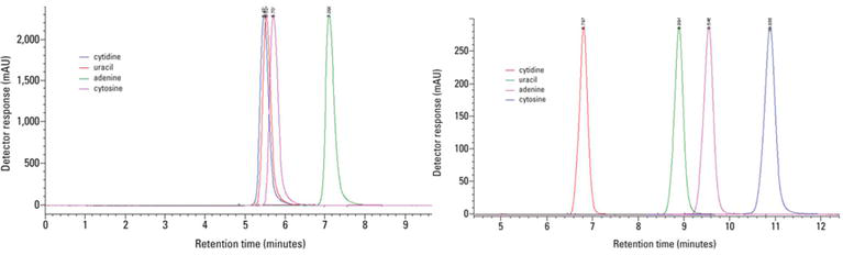Separation of Monoclonal Antibodies by Analytical Size Exclusion
