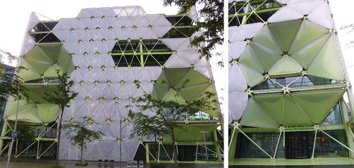 Biomimetic Facade Applications for a More Sustainable Future