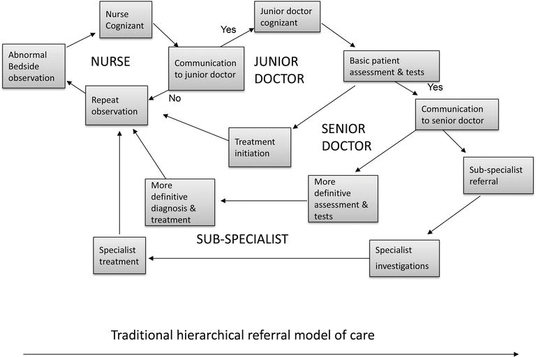 """Adverse Events in Hospitals: """"Swiss Cheese"""" Versus the """"Hierarchal"""