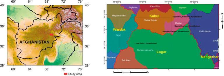 Applications of Remote Sensing in Geoscience | IntechOpen