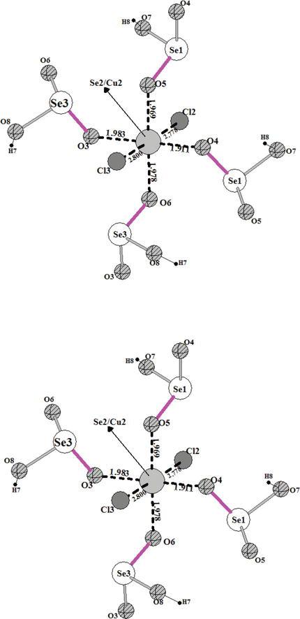 The Characterization Of A Newly Layered Bimetallic Hydrogen Selenite