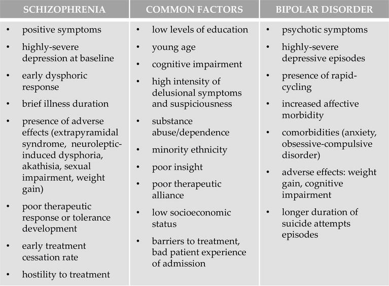 Lack of Insight in Bipolar Disorder: The Impact on Treatment