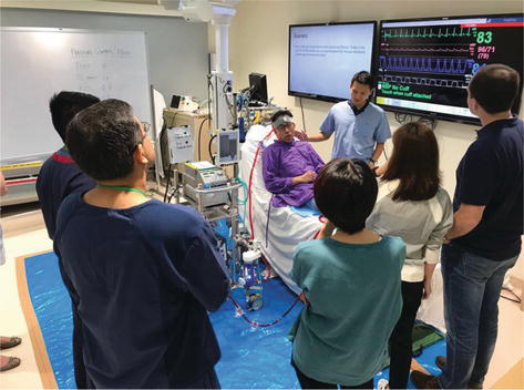 Education Curriculum on Extracorporeal Membrane Oxygenation