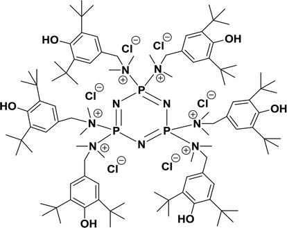 Phosphazene Based Ionic Liquids